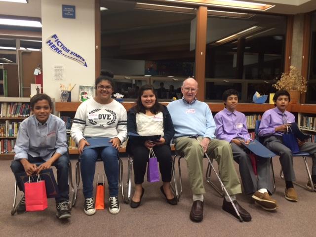 New Fort Bragg Scholars